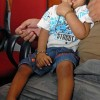 Boy Born With 34 Fingers and Toes