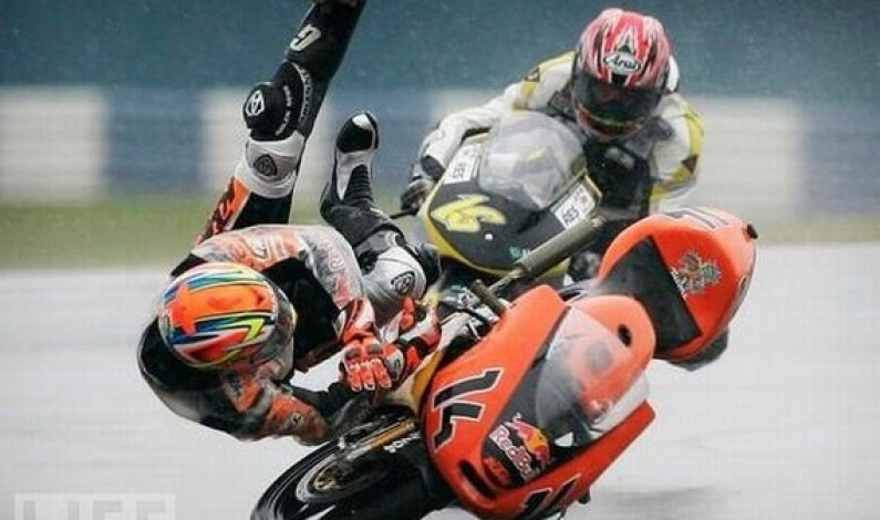 Terrible Motorcycle Crashes