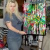 Breast Paintings by Kira Ayn Varszegi