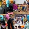 The Latest Chinese Beach Craze – Face-kini