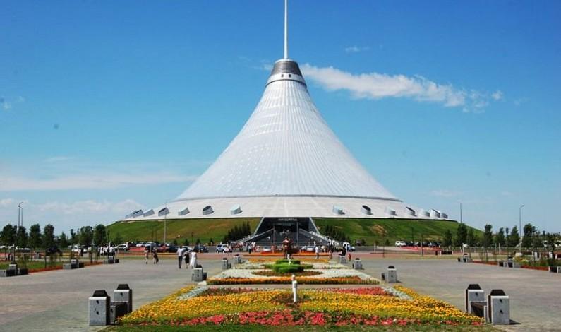 Khan Shatyr–the World's Tallest Tent in Kazakhstan