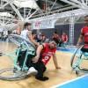 Afghanistan's wheelchair hoop stars make world debut