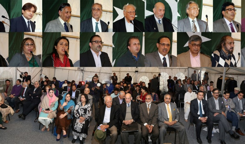 Rich tributes paid to Allama Iqbal at the High Commission Mehfil-e-Mushaira and live music attract throngs of Iqbal lovers