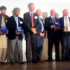 Four Polio Pakistani Workers Awarded in France