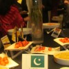 Authentic Pakistani Music Food charmed ASPAC members