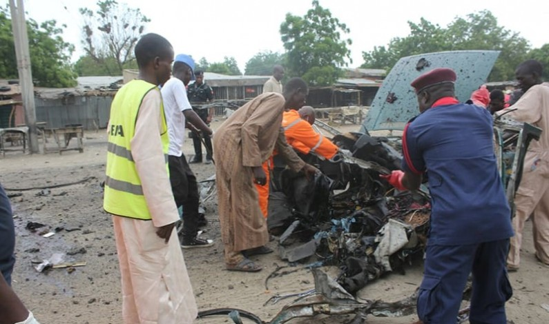 11 children killed as bus runs into Muslim procession in Nigeria