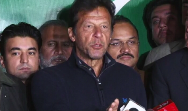 Imran ends parliament boycott, will attend session on Wednesday