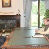 PM holds farewell meeting with Lt Gen Rizwan Akhtar