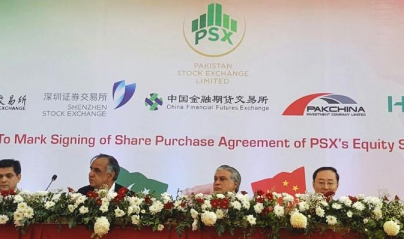PSX stake sale deal to bolster Sino-Pak linkages: Ishaq Dar