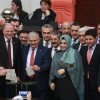 Turkish parliament backs bill boosting Erdogan powers