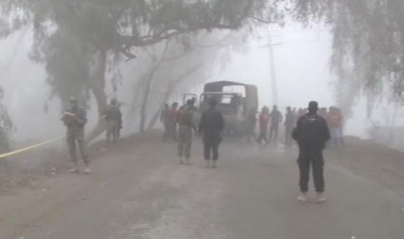 9 injured in blast on Charsadda Road in Peshawar