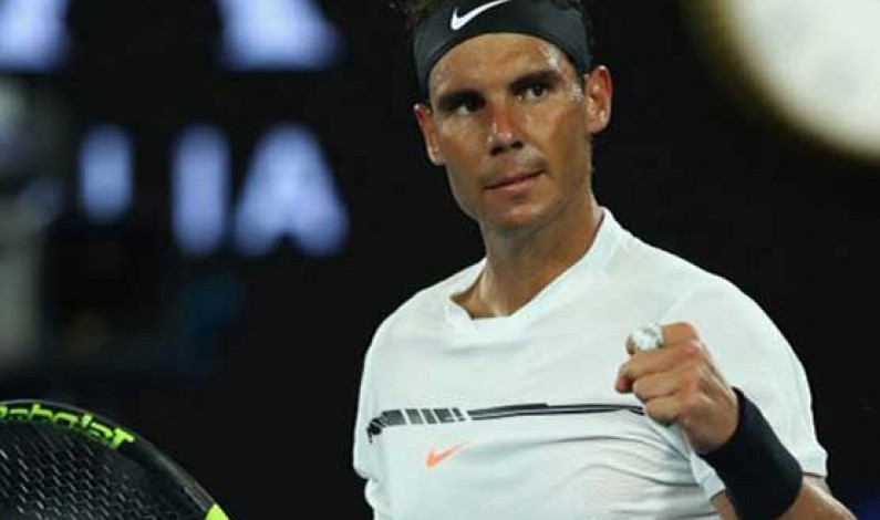 Renascent Nadal returns to Queen's Club