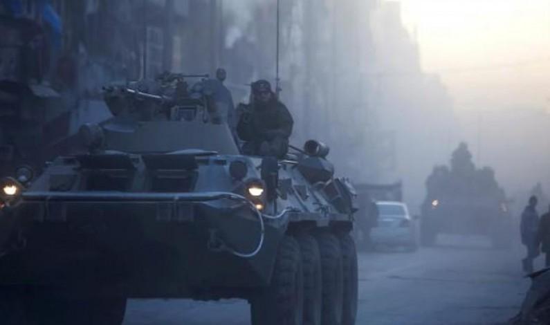 Suspected gas attack on Syria's rebel-held Idlib kills at least 35: Observatory