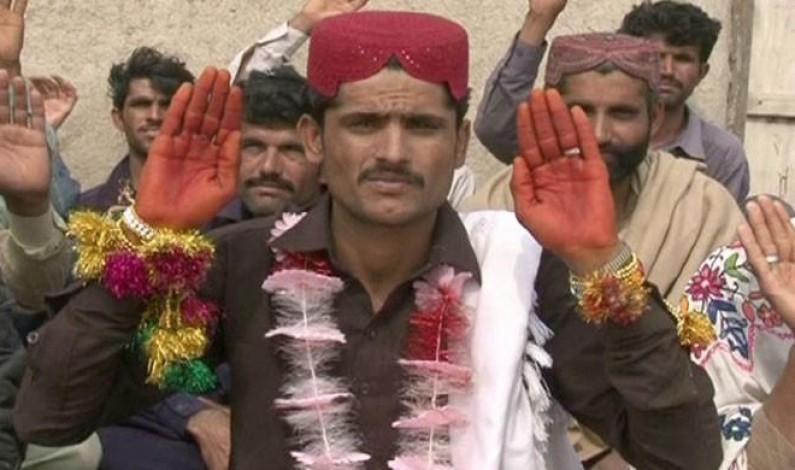Bride runs away from wedding in Ghotki, groom stages sit-in
