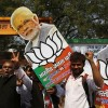 Indian PM Modi's party ahead in state polls