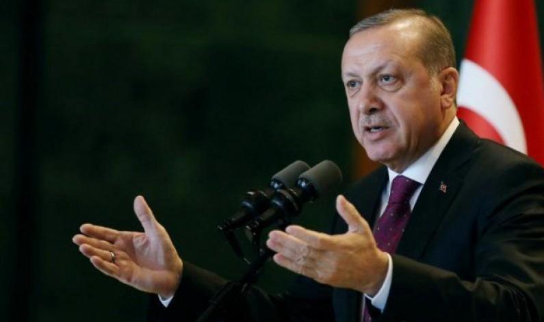 Turkish president Erdogan calls Netherlands 'Nazi remnants, fascists'