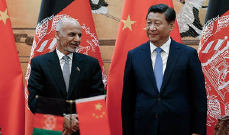 Afghanistan housing project underlines China's growing role
