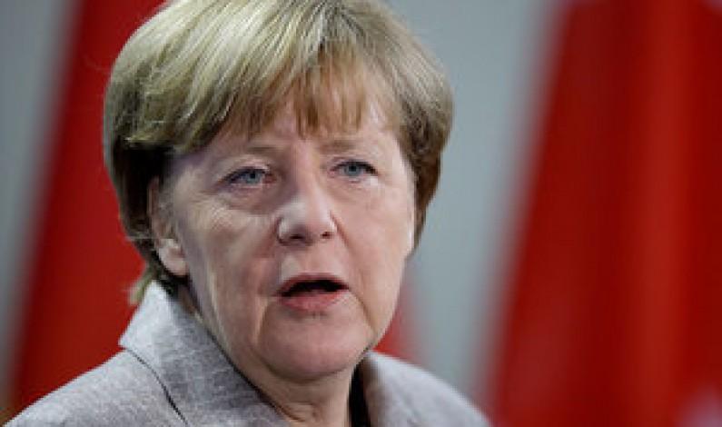 Merkel says she reserves right to block Turkish rallies