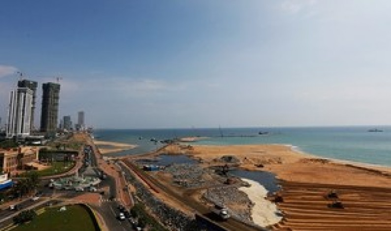 Chinese-backed Port City in Sri Lanka to attract $13bn in investment from 2018