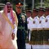Malaysian police say foiled attack on Arab royalty ahead of Saudi King visit
