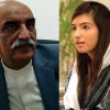 Aseefa Bhutto demands apology from Khurshid Shah over sexist remarks
