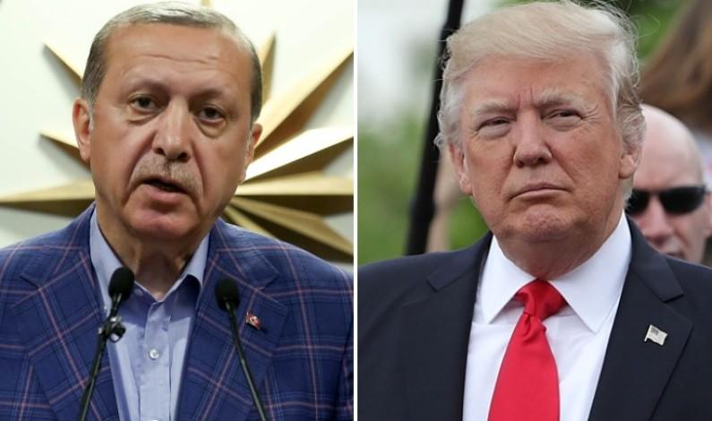 Trump's Erdogan call reflects terrorism focus, White House says