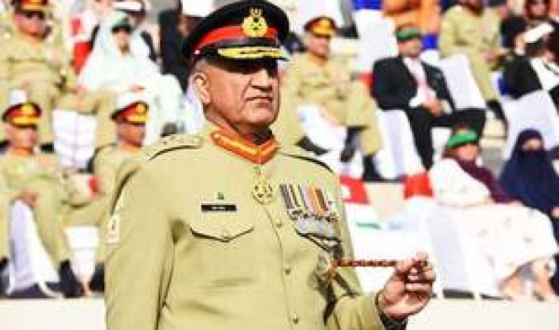 'Army chief should avoid meeting party heads'