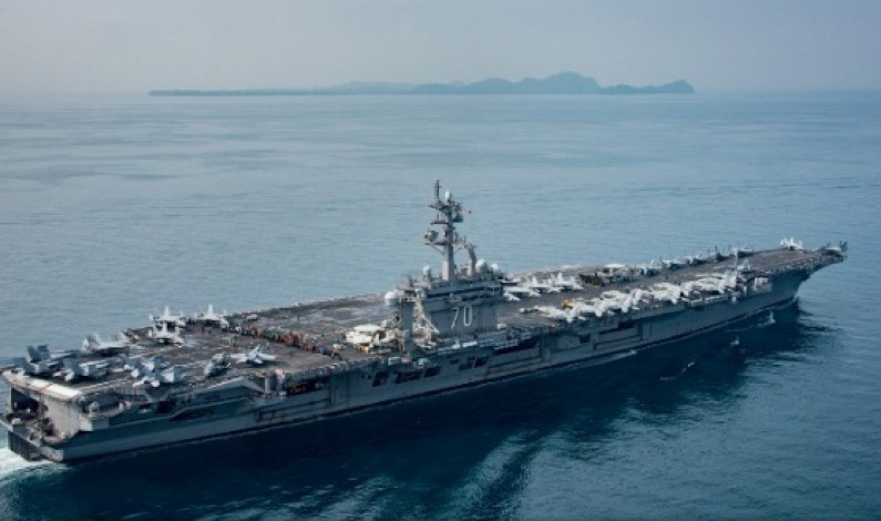 Official: White House, Pentagon miscommunicated on aircraft carrier's location