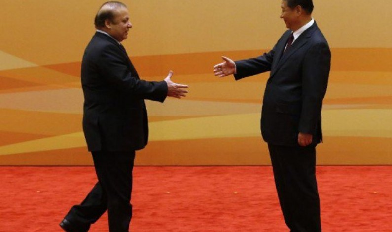 China's new globalization order sees Pakistan off its list
