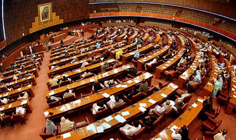 NA rejects PPP's bill for inquiry into names of every Pakistani named in Panama Papers