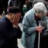 Muslim man, Jewish woman pray together at tribute to Manchester attack victims
