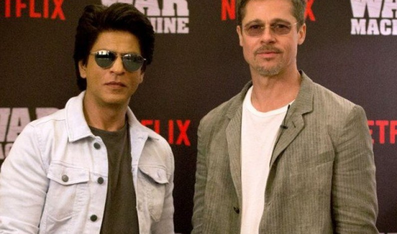 Brad Pitt met Shah Rukh Khan and a whole lot of Bollywood secrets came out