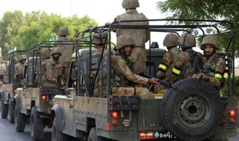 One security official martyred in central Kurram Agency operation