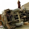 Five killed in Chakwal as truck collides with passenger van