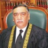 Justice Asif Saeed Khosa takes oath as acting CJP