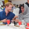 Prince Harry has iftari with Muslim community in Singapore
