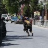 Explosion heard near US embassy in Afghanistan