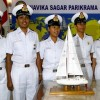 India's first all-woman crew on around-the-globe mission