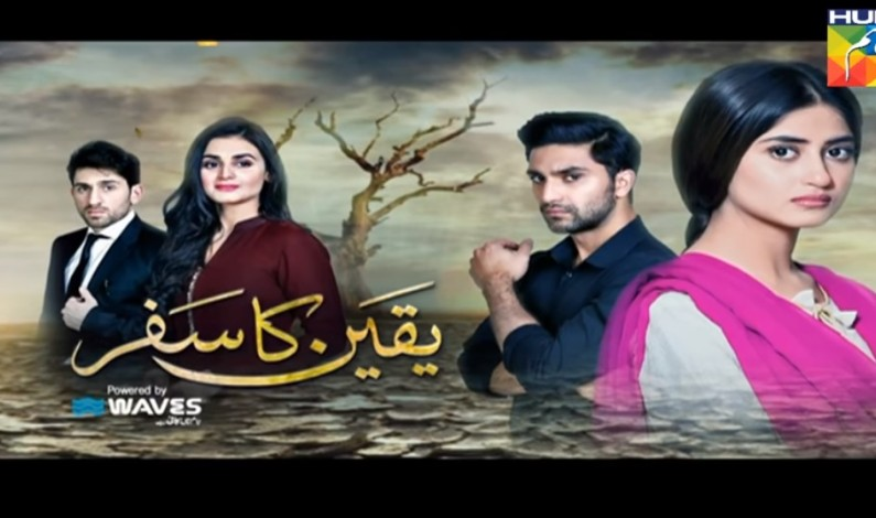Yakeen Ka Safar Episode 29 Promo on Hum Tv 25 October 2017