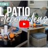 How to Decorate Your Patio for Fall, The DIY Mommy, Full video
