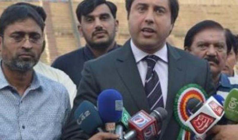 CM Punjab Shahbaz Sharif taking revolutionary steps for promotion of sports: Provincial Sports Minister Jahangir Khanzada