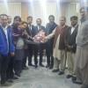 Crime and courts reporters association Rawalpindi  congratulates newly elected President Rawalpindi Bar Masood Kiani