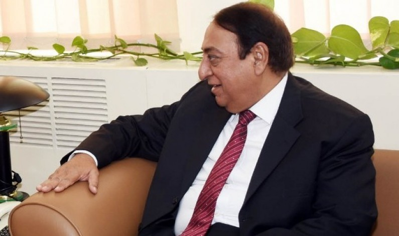 Pakistan Steel Melters Association delegation calls on MOS for Finance Rana Afzal