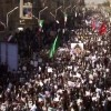 Thousands join pro-government rallies after protests die down in Iran