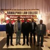 Rawalpindi Law College arranged well come ceremony for New Students