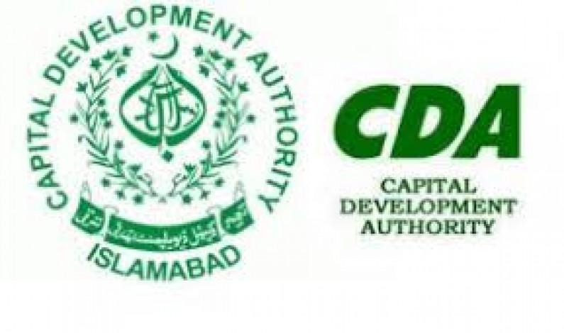 Islamabad; CDA Rawal lake entertainment area, 5 leases cancelled