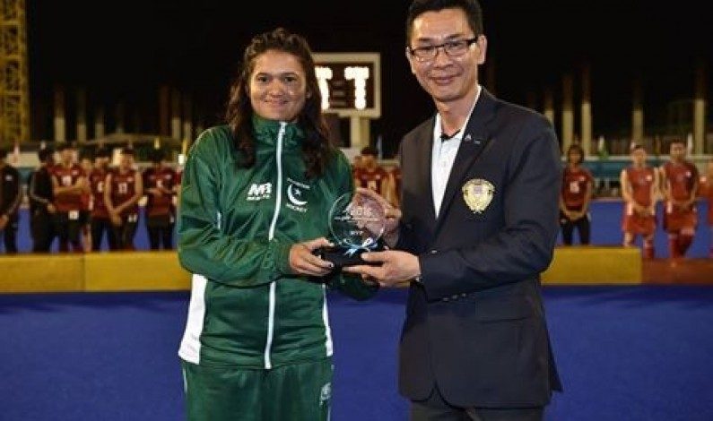 Pakistan's 18 member women hockey team announced for the Asian Games Qualifiers
