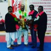 Grand Master Shihan Raja Khalid is the Symbol of Success in modern Martial Arts,Says Speakers