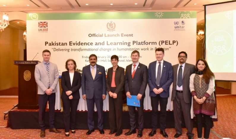 UK and UNITAR launches innovative platform to cope with disasters