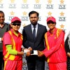 Triangular One Day Women's Cricket Tournament 2018, PCB blasters beat PCB Challengers by 3 wickets
